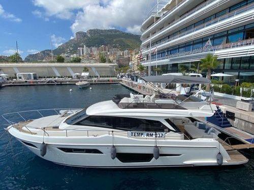 Motorboot Ferretti 500 (2021)