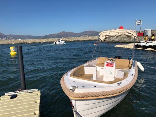 Motor boat Silver 495 (2017)