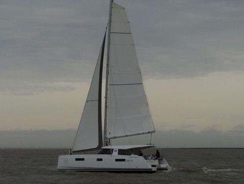 Katamaran Nautitech 40 Open (2020)