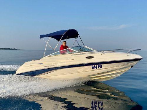 Speedboat Chaparral 250 (2010)