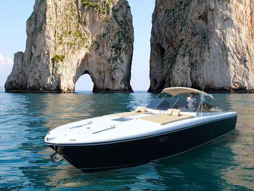 Motor boat Itama 40 (2003)
