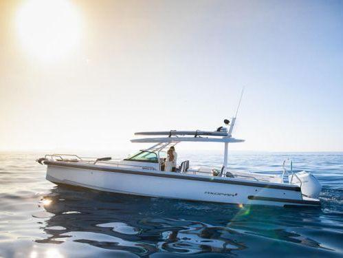 Motor boat Axopar 37 ST (2020)