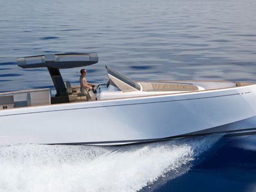 Motor boat Pardo 43 (2020)