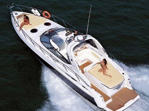 Motor boat Cranchi Endurance 41 (2006)