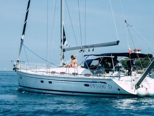 Sailboat Bavaria Cruiser 50 (2008)