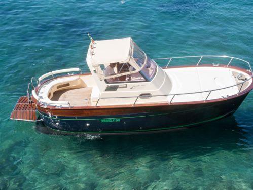 Imbarcazione a motore Tecnonautica Jeranto 750 (2002)