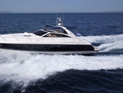 Motorboot Princess V55 (2000)