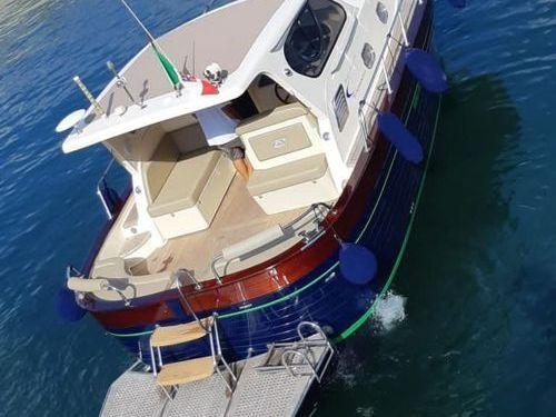 Imbarcazione a motore Tecnonautica Jeranto 10 (2007)