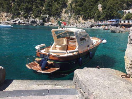 Imbarcazione a motore Apreamare Smeraldo 9 (2000)