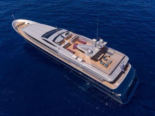 Motorboat Admiral 44 (2009)