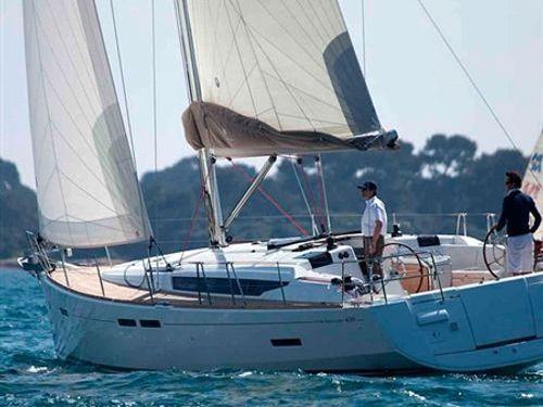 Segelboot Jeanneau Sun Odyssey 439 (2011)