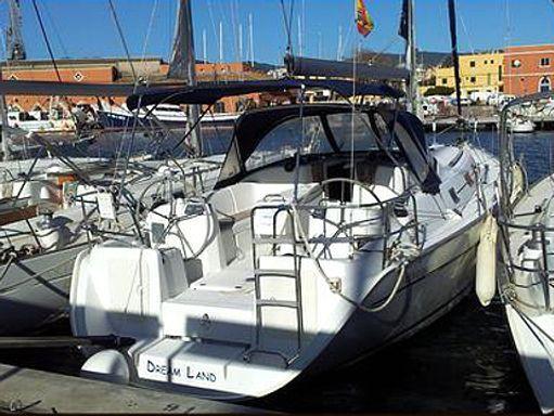 Sailboat Beneteau Cyclades 39 (2008) (1)