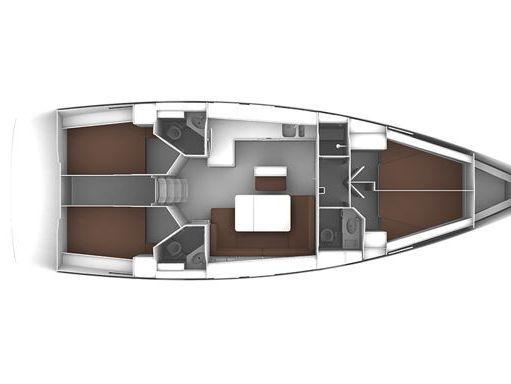 Sailboat Bavaria Cruiser 46 (2014) (2)