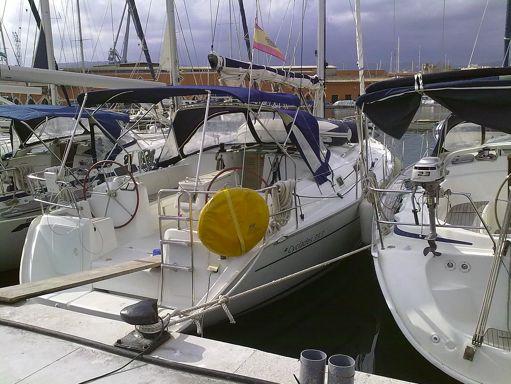 Sailboat Beneteau Cyclades 39 (2008) (0)