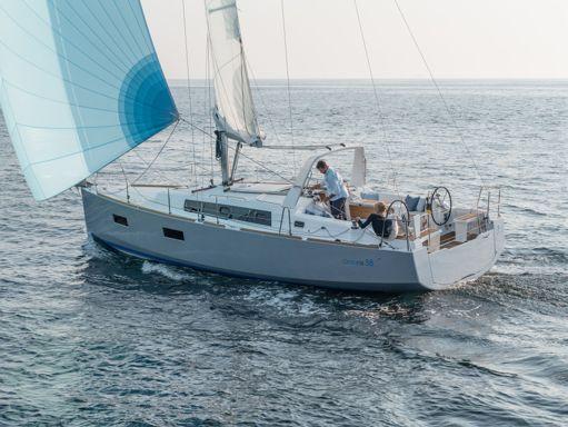 Sailboat Beneteau Oceanis 38 (2014) (1)
