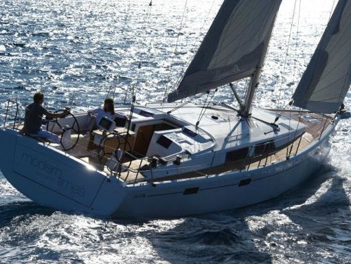 Sailboat Hanse 415 (2017) (0)