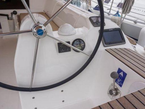 Sailboat Dufour 382 Grand Large (2015) (2)