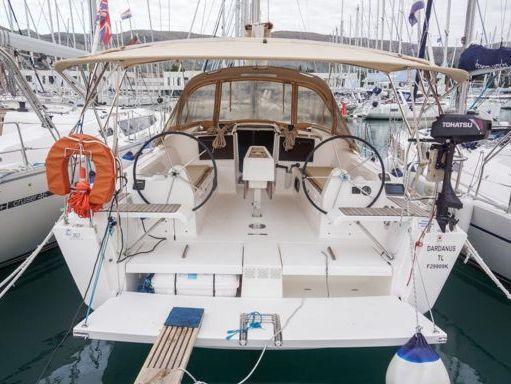 Sailboat Dufour 382 Grand Large (2015) (0)