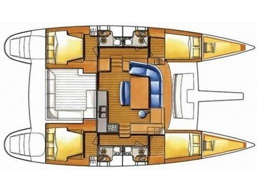 Catamaran Lagoon 400 - 2014 (refit 2018) (2)