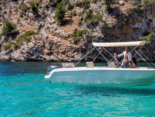 Speedboat Invictus 190 FX (2018) (4)