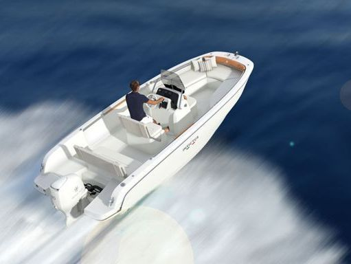 Speedboat Invictus 190 FX (2018) (2)