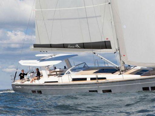 Sailboat Hanse 588 (2019) (0)