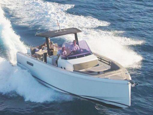 Speedboat Fjord 36 Open (2018) (1)