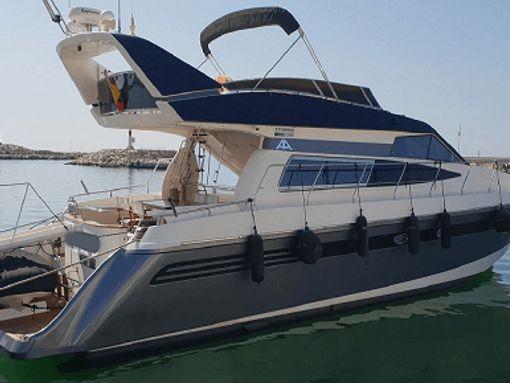 Motorboat Astondoa 58 GLX - 1998 (refit 2019) (0)