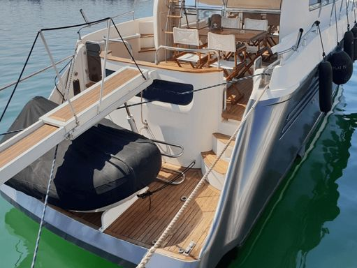 Motorboat Astondoa 58 GLX - 1998 (refit 2019) (1)