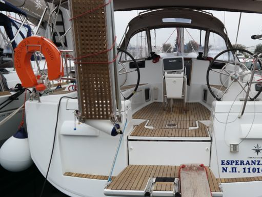 Sailboat Jeanneau Sun Odyssey 439 (2014) (0)