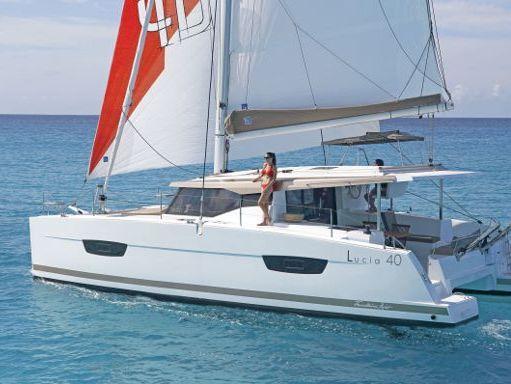 Catamaran Fountaine Pajot Lucia 40 (2020) (1)
