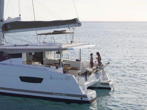 Catamaran Fountaine Pajot Lucia 40 (2020) (0)