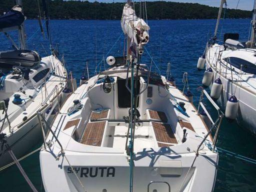 Sailboat Beneteau First 31.7 (2007) (0)