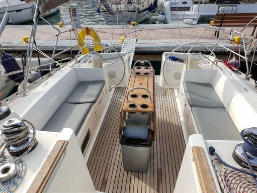Sailboat Jeanneau Sun Odyssey 45.1 - 2001 (refit 2020) (4)