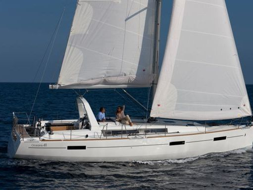 Sailboat Beneteau Oceanis 41.1 (2016) (0)