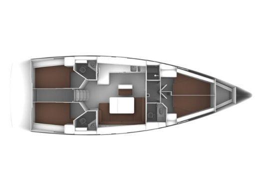 Sailboat Bavaria Cruiser 46 (2008) (4)