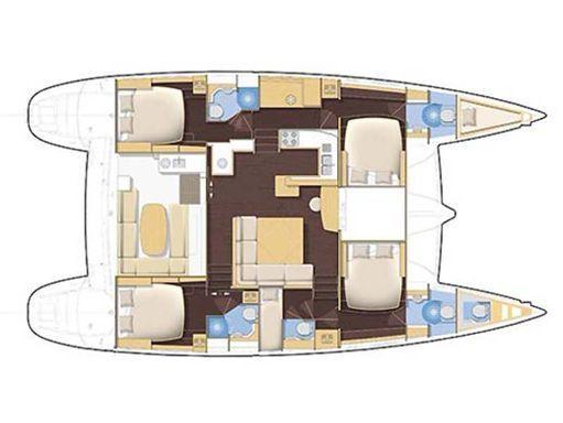 Catamaran Lagoon 500 (2008) (2)