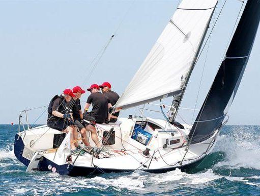 Sailboat J 80 (2010) (1)