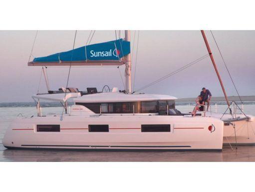 Catamaran Lagoon Sunsail 46 Cat (2019) (0)
