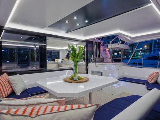 Catamaran Leopard Sunsail 454 (2017) (4)