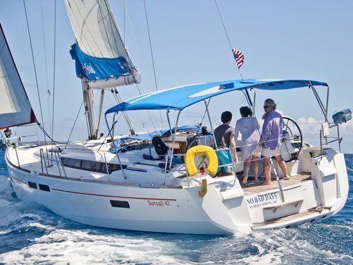 Sailboat Jeanneau Sunsail 47/3 (2016) (1)