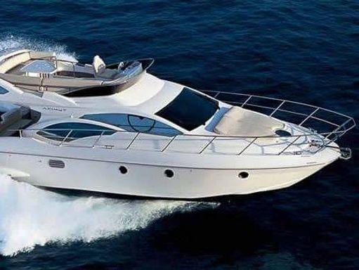 Motorboat Azimut 46 (2000) (0)