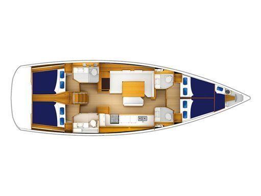 Sailboat Jeanneau Moorings 51.4 (2018) (2)