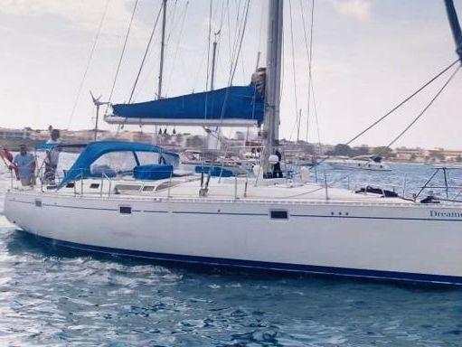 Sailboat Beneteau Oceanis 500 - 1990 (refit 2020) (0)