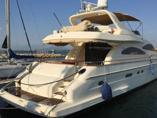 Motorboat Astondoa 72 - 2012 (refit 2021) (2)