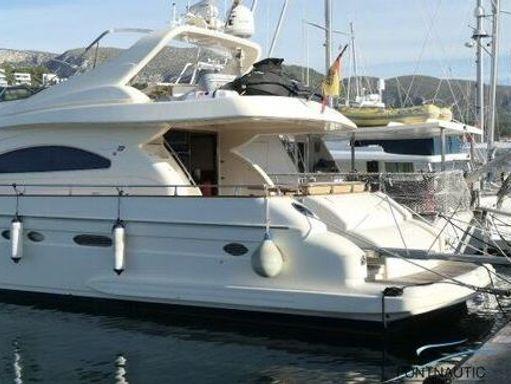 Motorboat Astondoa 72 - 2012 (refit 2021) (1)