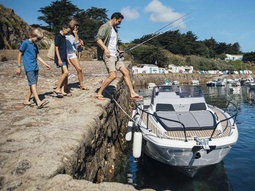 Speedboat Beneteau Flyer 8 Sundeck (2020) (4)